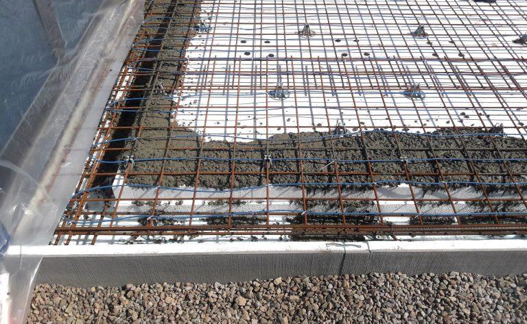 torktid för betong